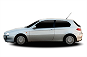Felgi do Alfa Romeo 147 Hatchback I