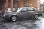 Felgi do Alfa Romeo 90 Sedan I