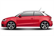 Felgi do Audi A1 Hatchback I FL