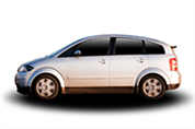 Felgi do Audi A2 Hatchback I