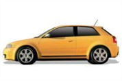 Felgi do Audi S3 Hatchback 8L