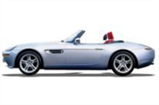 Felgi do BMW Z8 Roadster E52