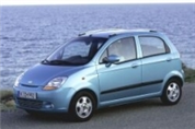 Felgi do Chevrolet Spark Hatchback I