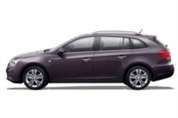 Felgi do Chevrolet Cruze Station Wagon I