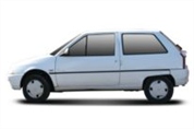 Felgi do Citroen AX Hatchback I