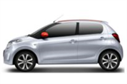 Felgi do Citroen C1 5door II