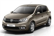 Felgi do Dacia Sandero Hatchback II
