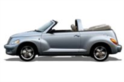 Felgi do Chrysler PT Cruiser Cabrio I