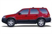 Felgi do Ford Maverick SUV II