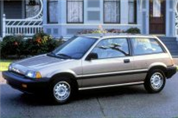 Felgi do Honda Civic Hatchback III