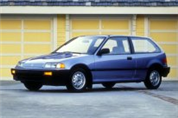 Felgi do Honda Civic Hatchback IV