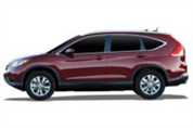 Felgi do Honda CR-V SUV IV FL
