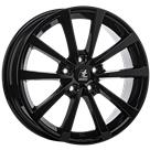 Felga itWHEELS Alice Gloss Black