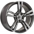 Felga itWHEELS Anna Anthracite Polished