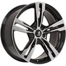 Felga itWHEELS Anna Black Polished