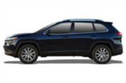Felgi do Jeep Cherokee SUV IV