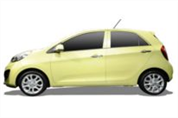 Felgi do Kia Picanto Hatchback II FL