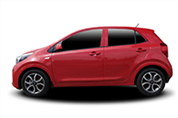 Felgi do Kia Picanto Hatchback III