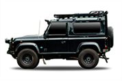 Felgi Land Rover Defender