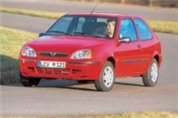 Felgi do Mazda 121 Hatchback III