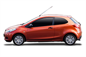 Felgi do Mazda 2 Hatchback II