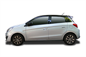 Felgi do Mitsubishi Space Star Hatchback II FL