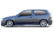 Felgi do Nissan Almera Hatchback I
