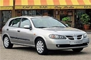 Felgi do Nissan Almera Hatchback II