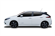 Felgi do Nissan Leaf Hatchback II
