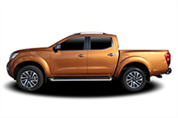 Felgi do Nissan Navara Pick-Up IV