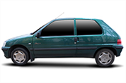 Felgi do Peugeot 106 Hatchback I