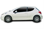 Felgi do Peugeot 207 Hatchback I