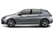 Felgi do Peugeot 308 Hatchback II FL