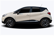 Felgi do Renault Captur SUV I