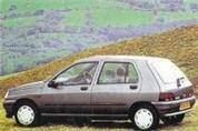 Felgi do Renault Clio Hatchback I
