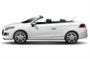 Felgi do Renault Megane Coupe-Cabriolet III