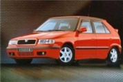 Felgi do Skoda Felicia Hatchback II