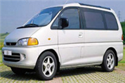 Felgi do Mitsubishi Space Gear Van II