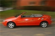 Felgi do Suzuki Swift Cabrio I