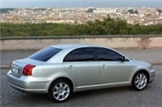 Felgi do Toyota Avensis Hatchback II
