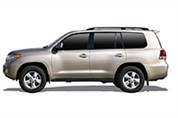 Felgi do Toyota Land Cruiser SUV J20 FL