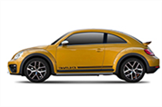 Felgi do VW Beetle Dune Hatchback I