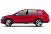 Felgi do VW Golf Alltrack VII FL