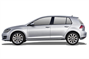 Felgi do VW Golf Hatchback VII