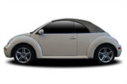 Felgi do VW Beetle Cabrio I