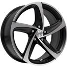 Felga AVUS Racing AC-507 - Matt Black polished