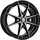 Felga Sparco Trofeo 4 Black Polished