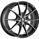 Felga Sparco Trofeo 5 Black Polished