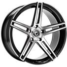 Felga WRATH WHEELS WF-1 Black Polished