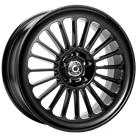 Felga WRATH WHEELS WF-8 Black Gloss